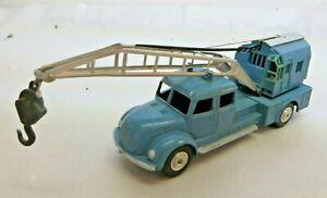 Märklin 8031 Magirus Deutz Car Crane Blue 8000 Set Series