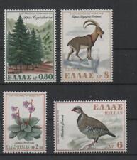 C1086 Griekenland 1049/52 postfris Natuur / Dieren