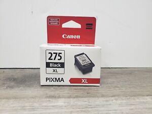 Canon PG-275XL Black  -- 275 Black XL PIXMA  *NEW SEALED* Genuine Canon