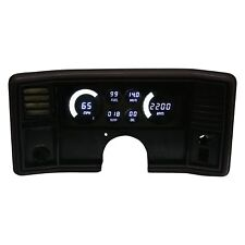 Chevy Monte Carlo 78-88 Intellitronix White Direct Fit LED Digital Gauge Panel