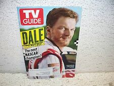 TV Guide Magazine June 30 2014 Dale Earnhardt Jr. ( JR ) Nascar