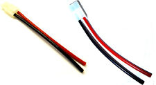 c9010 RC Macho Hembra Grande Tamiya compatible Enchufe Cable de batería 14awg