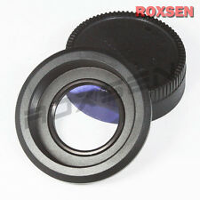 M42 screw mount lens to Nikon F Adapter optical focus infinity D750 D610 D600 D4