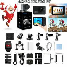 Luxury Xmas Gift Akaso V50 Pro SE Outdoor Action Sports Camera DVR Camcorder Kit