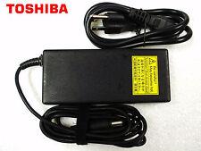 Original Toshiba SATELLITE C650 L505 L730 L755 P755 90W Charger PA3716E-1AC3
