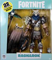Fortnite ~ RAGNAROK DELUXE 7-INCH ACTION FIGURE ~ McFarlane Toys