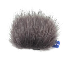 Artificial Fur Wind Shield for Tascam DR-05 Stereo Mic Microphone Cover