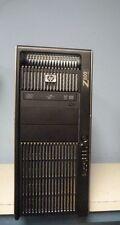 HP Z800 Workstation Xeon X5630 2.53GHZ /24GB/1TB/ Quadro 600
