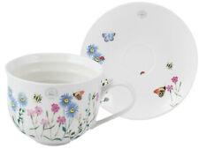 Royal Botanic Kew Gardens Meadow Bugs China Tea Cup & Saucer Set