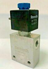 R901126871 Bosch Rexroth Hydraulic Cartridge Valve OD131051300000 24V DC