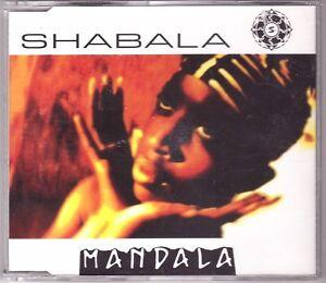 Shabala - Mandala (Maxi-CD 1998)