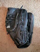 "NEW Mizuno Franchise GFN 1400C 14"" RHT Professional Black Baseball Softbal Glove"