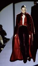 Gucci by Tom Ford 1996 Collection Velvet Pants