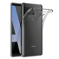 "Housse Coque Gel UltraSlim TRANSPARENT pour Huawei Mate 10 Pro 6.0"" BLA-L09/ L29"