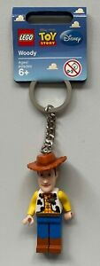 Lego Toy Story Woody Keyring Keychain 852848 - Brand New with tags