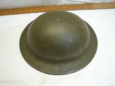 WWII Era Canadian Brodie Helmet Military Army C.L/C CL 1942 WW2 with Liner