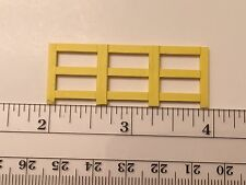 "Lionel Part ~Short Fence 2"" yellow"