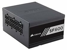 Corsair Sf Series Sf600 - 600 Watt 80 Plus Gold Certified High (cp9020105na)