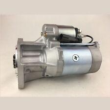 Starter Motor For Nissan Patrol GU Y61 3.0L Diesel ZD30DTI Engine 2001-2007