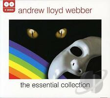 ANDREW LLOYD WEBBER: ESSENTIAL COLLECTION – 2 CDs (2006) EVITA CATS ETC