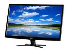 """Acer G6 Series G246HL Black 24"""" TN 5ms (GTG) 60 Hz Widescreen LED/LCD Monitor 19"""
