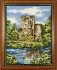 Tapestry/Needlepoint Canvas -  Blarney Castle - Anchor