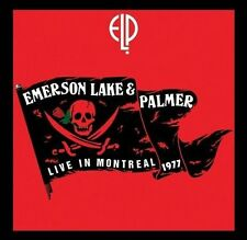Audio CD: Live In Montreal 1977 [2 CD], Palmer, Emerson Lake. New Cond. . 826663