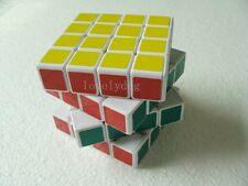 New ShengShou Aurora speed White SS speed cube 4x4x4 Magic Cube puzzle