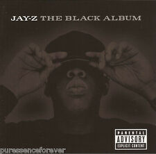 JAY-Z - The Black Album (USA 14 Track CD Album)