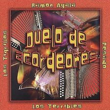 Various Artists : Duelo De Acordiones CD