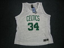 WOMEN'S ADIDAS NBA BOSTON CELTICS PAUL PIERCE JERSEY SIZE 2XL