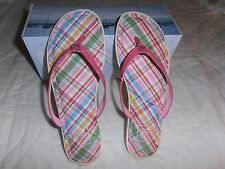SPERRY TOP- SIDERS THONG/SANDALS SIZE 6.0 CHEAP & GORGEOUS!!
