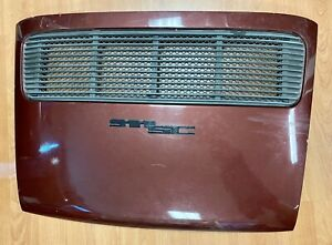 PORSCHE 911 SC DECK LID ENGINE COVER  MOTOR  ORIGINAL W/GRILL