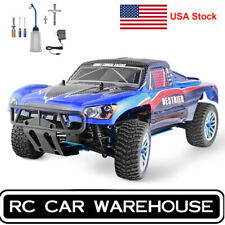 HSP RC Car 1:10 Nitro Power High speed RTR Off Road 4WD Short Course Truck US