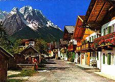 Garmisch-Partenkirchen / Obb. , Frülingsstraße,1996 gel. AK