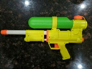 2008 Super Soaker 50 20th Anniversary Water Gun by Hasbro - TESTED + WORKING!