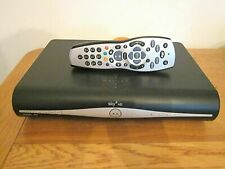 SKY PLUS+ HD DIGIBOX - Amstrad DRX 890C 500gb HD, POWER CABLE & NEW REMOTE.