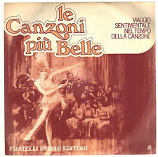 LE CANZONI PIU' BELLE N° 5 # YES SIR! THAT'S MY BABY - AIN'T SHE SWEET?