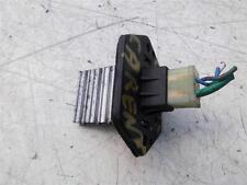 2004 Kia Carens 2.0 CRDI heater resistor