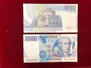 Republic Italian 10.000 Livres Time Decr. 17-12-1997 H Fds