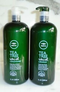 Paul Mitchell Tea Tree Special Shampoo and Conditioner Duo 33.8 oz