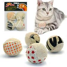 balle de jeu-pour-chat À Mâcher-Exercice-Boule-Balle-interactif-Jouet