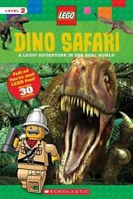 Dino Safari (LEGO Nonfiction): A LEGO Adventure in the Real World: By Scholastic