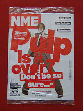 NME 7 June 2014 - Pulp Jack White Noel Gallagher C86 Temples Mogwai Paul Weller