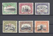PAKISTAN / BAHAWALPUR 1945 SG O1/6 Fine Used  Cat £110