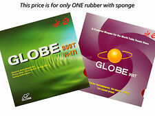 Globe 999T Table Tennis Rubber red 2.2mm H40