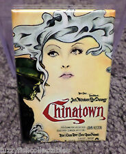 "Chinatown Nicholson Dunaway Movie Poster 2"" x 3"" Refrigerator Locker Magnet"
