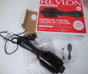 Revlon One-Step Hair Dryer Volumizer Brush RVDR5222