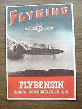 "Norway Norvegian Civil Aviation Magazine ""Flyging"" (""Flight"") N 2 1949"