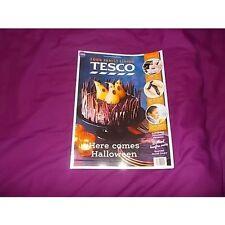 Tesco Food family Living October 2014 magazine recipes
